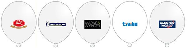 Antalya baskılı Balon